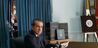 The Similarities Between the Trump and Nixon Administrations